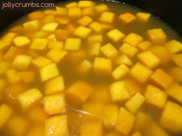 Butternut Squash Mac & Cheese | jollycrumbs.com