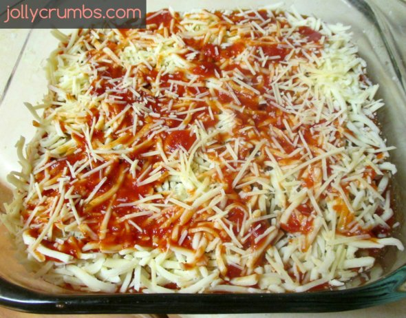 Cheese Lasagna | jollycrumbs.com