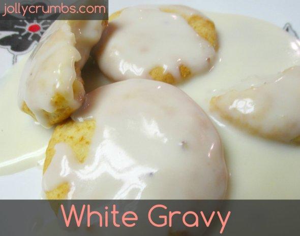 White Gravy   jollycrumbs.com