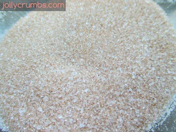 Cinnamon Sugar Chex Mix | jollycrumbs.com