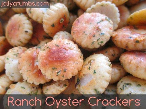 Ranch Oyster Crackers   jollycrumbs.com